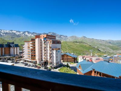 Rent in ski resort 3 room apartment 7 people (3) - Le Lac Blanc - Val Thorens - Apartment