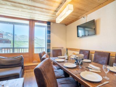 Rent in ski resort 3 room apartment 8 people (3) - Le Lac Blanc - Val Thorens - Apartment