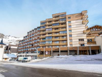 Rent in ski resort Le Lac Blanc - Val Thorens - Winter outside