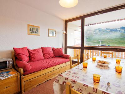 Rent in ski resort 2 room apartment 6 people (3) - Le Lac du Lou - Val Thorens - Apartment