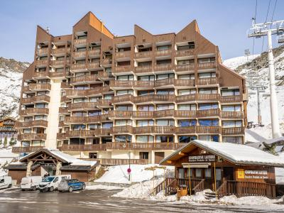 Rent in ski resort Le Lac du Lou - Val Thorens - Winter outside
