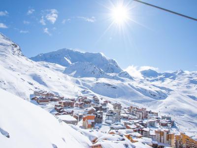 Rent in ski resort 3 room apartment 7 people (1) - Le Roc de Peclet - Val Thorens - Apartment