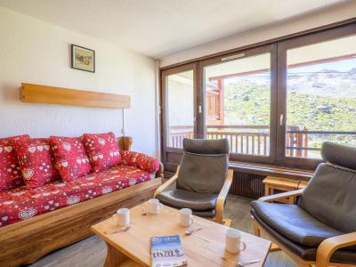Rent in ski resort 3 room apartment 7 people (1) - Le Roc de Peclet - Val Thorens