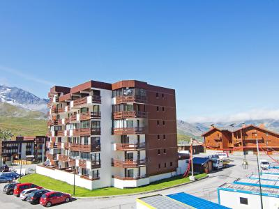 Rent in ski resort 1 room apartment 4 people (1) - Le Schuss - Val Thorens