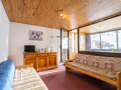 Rent in ski resort 1 room apartment 2 people (5) - Le Sérac - Val Thorens - Apartment
