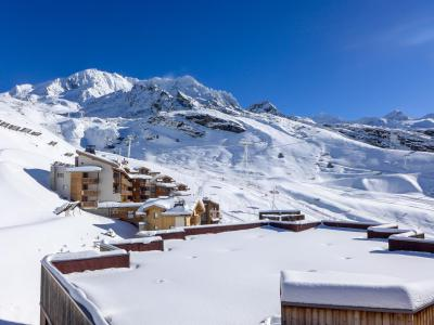 Rent in ski resort 1 room apartment 2 people (5) - Le Sérac - Val Thorens