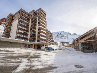 Rent in ski resort Le Sérac - Val Thorens - Winter outside
