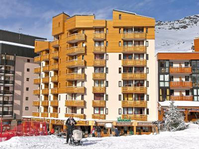 Rent in ski resort 1 room apartment 4 people (1) - Le Zénith - Val Thorens