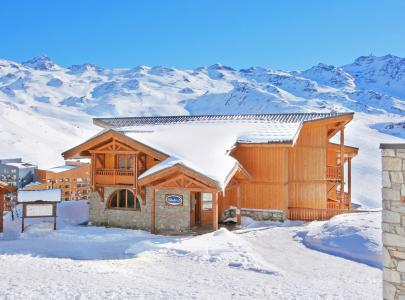 Vacances en montagne Les Balcons de Val Thorens - Val Thorens - Extérieur hiver