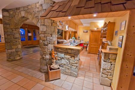 Location au ski Les Balcons de Val Thorens - Val Thorens - Réception