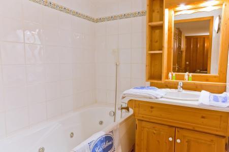 Rent in ski resort Les Balcons de Val Thorens - Val Thorens - Bathroom