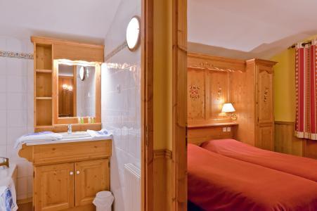 Rent in ski resort Les Balcons de Val Thorens - Val Thorens - Bedroom