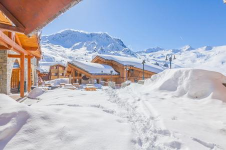 Rental Val Thorens : Les Balcons Platinium winter