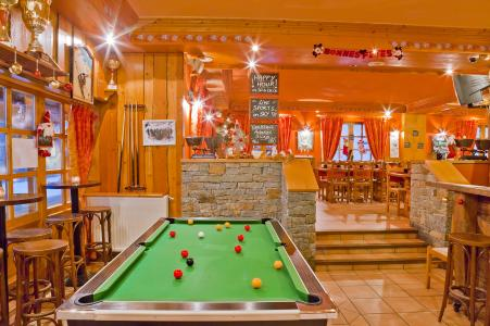 Location au ski Les Balcons Platinium - Val Thorens - Billard