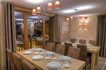 Location 6 personnes Appartement 3 pièces 4-6 personnes - Les Balcons Platinium