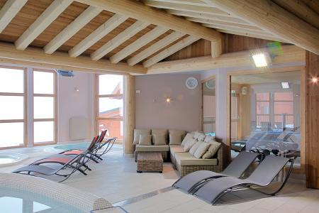 Location au ski Les Balcons Platinium - Val Thorens - Solarium