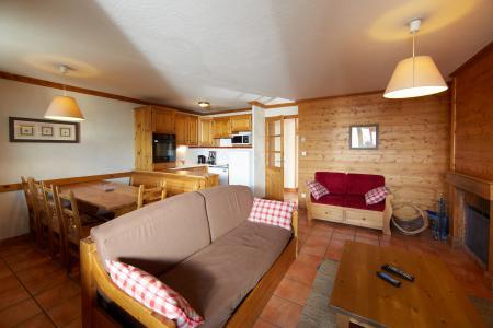 Location 6 personnes Appartement 3 pièces cabine 8 personnes (Premium) - Les Chalets de Rosaël