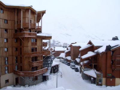 Location au ski Les Chalets des Balcons - Val Thorens