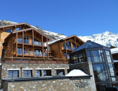 Location Val Thorens : Les Chalets du Koh-I-Nor hiver