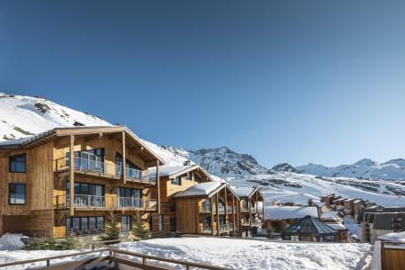 Rental  : Les Chalets du Koh-I-Nor summer