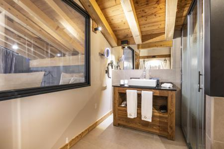 Rent in ski resort 7 room chalet 12 people (CULLINAN) - Les Chalets du Koh-I-Nor - Val Thorens - Apartment