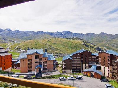 Rent in ski resort 1 room apartment 4 people (14) - Les Cîmes de Caron - Val Thorens - Apartment