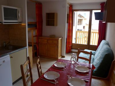 Rent in ski resort 1 room apartment 4 people (20) - Les Cîmes de Caron - Val Thorens - Apartment