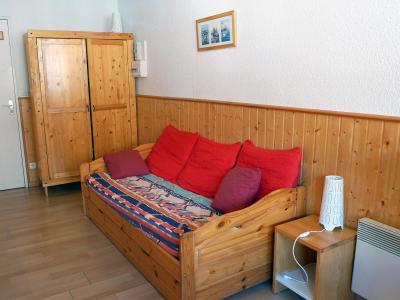 Rent in ski resort 1 room apartment 4 people (7) - Les Cîmes de Caron - Val Thorens - Apartment