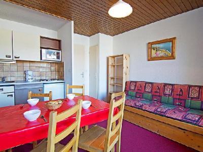 Rent in ski resort 1 room apartment 4 people (1) - Les Eterlous - Val Thorens - Apartment