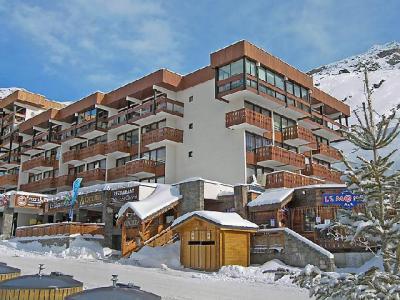 Location Val Thorens : Les Glaciers hiver