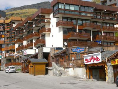 Rent in ski resort 1 room apartment 4 people (1) - Les Glaciers - Val Thorens