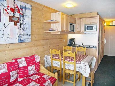 Rent in ski resort 1 room apartment 4 people (3) - Les Lauzières - Val Thorens - Apartment