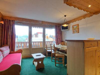 Rent in ski resort 1 room apartment 4 people (1) - Les Névés - Val Thorens - Apartment