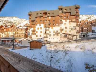 Rent in ski resort 1 room apartment 4 people (5) - Les Névés - Val Thorens - Apartment
