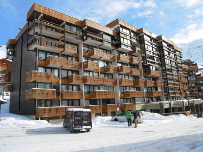 Rent in ski resort Les Névés - Val Thorens