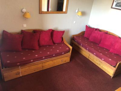 Rent in ski resort Studio cabin 4 people (19K) - Les Temples du Soleil Cuzco - Val Thorens