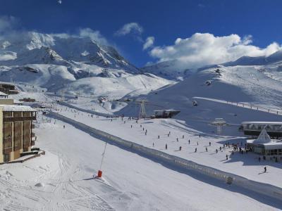 Rent in ski resort Studio cabin 4 people (12H) - Les Temples du Soleil Cuzco - Val Thorens