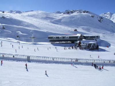 Location au ski Appartement 2 pièces 4 personnes (703) - Les Temples du Soleil Machu - Val Thorens - Extérieur hiver