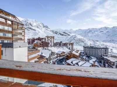 Rent in ski resort 1 room apartment 4 people (1) - Les Trois Vallées - Val Thorens - Apartment