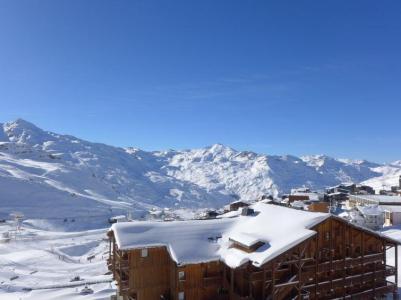 Rent in ski resort 1 room apartment 4 people (4) - Les Trois Vallées - Val Thorens - Apartment