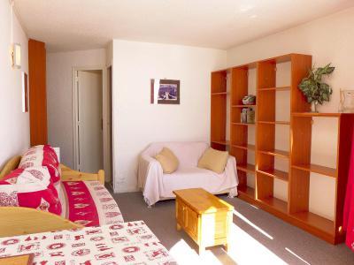 Rent in ski resort 1 room apartment 4 people (4) - Les Trois Vallées - Val Thorens - Living room