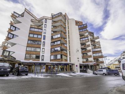 Rent in ski resort Les Trois Vallées - Val Thorens - Winter outside