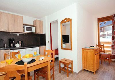 Location au ski Residence Altineige - Val Thorens