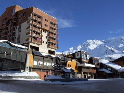 Location Val Thorens : Résidence Arcelle hiver