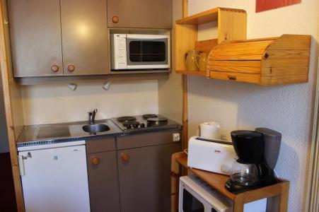 Location au ski Appartement 2 pièces cabine 4 personnes (201) - Résidence Arcelle - Val Thorens