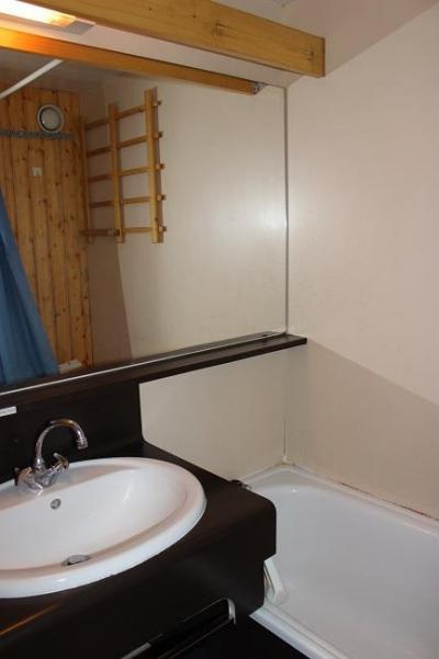 Location au ski Appartement 2 pièces cabine 4 personnes (201) - Résidence Arcelle - Val Thorens - Salle de bains