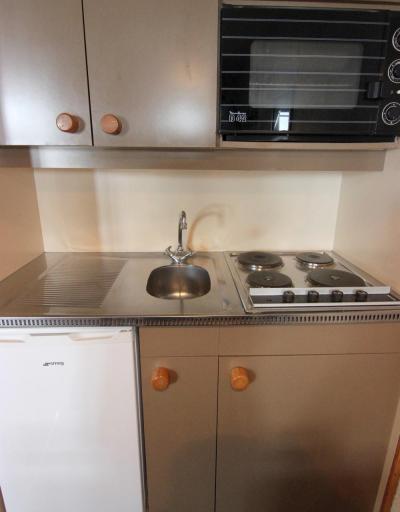 Location au ski Appartement 2 pièces cabine 4 personnes (606) - Residence Arcelle - Val Thorens - Salle à manger