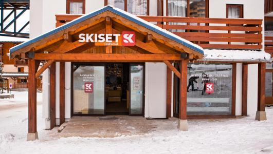 Location au ski Résidence Beau Soleil - Val Thorens - Extérieur hiver