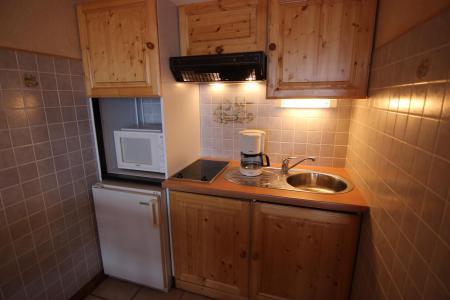 Location au ski Appartement 2 pièces 4 personnes (4) - Résidence Beau Soleil - Val Thorens - Kitchenette