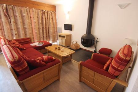 Location au ski Appartement 3 pièces 6 personnes (3) - Residence Beau Soleil - Val Thorens - Canapé-lit